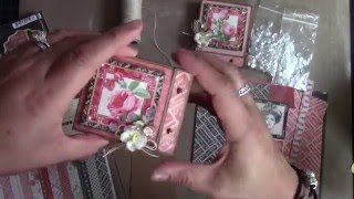 Download G45 Valentine's Matchbook Candy Holder Tutorial Video