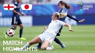 Download England v Japan - FIFA U-20 Women's World Cup France 2018 - Match 30 Video