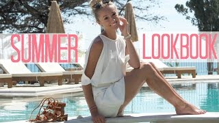 Download SUMMER LOOKBOOK // Four Holiday Outfits | Fashion Mumblr Video
