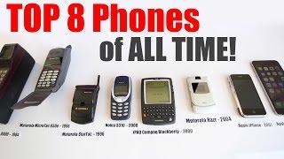 Download Best Phones Ever - Top 8 Best Phones of All Time! Video