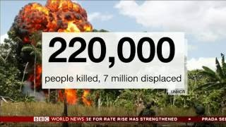 Download Duncan Millar discusses Colombia peace deal on BBC World Video