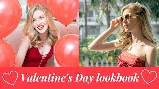 Download VALENTINE'S DAY LOOKBOOK! | Charlotte Alexa Video