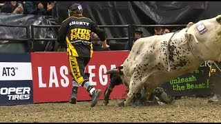 Download J.B. Mauney Breaks Fibula After Covering Hou's Bad News for 88 Points Video