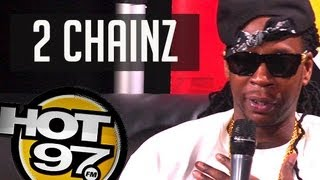 Download 2 Chainz speaks on relationship with Ludacris Video