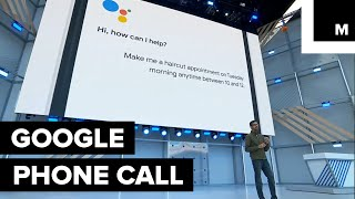 Download Google's AI Assistant Can Now Make Real Phone Calls Video