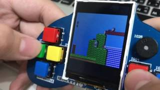 Download WiFiBoy32 Playing NES SMB2 (ESP32) Video