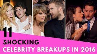 Download 11 Most Shocking Celebrity Breakups! (2016) Video