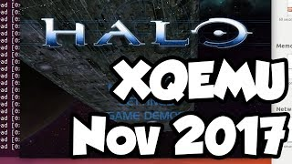 XENIA Xbox 360 Emulator - Halo 4 (2012)  OpenGL and Vulkan  Test #1