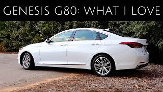 Download 5 Things I Love About My Genesis G80 Video