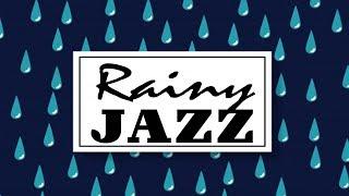 Download Rainy Jazz - Relaxing JAZZ For Work & Study- Lounge Jazz Radio - Live Stream 24/7 Video