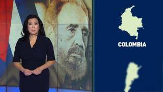 Download Timeline: Fidel Castro's influence on Latin America Video