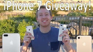 Download iPhone 7 Giveaway International! | Apple iPhone 7 or iPhone 7 Plus Free Giveaway Video