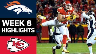Download Broncos vs. Chiefs | NFL Week 8 Game Highlights Video