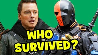 Download Arrow Season 5 Finale - Who REALLY Survived? Arrow Season 6 Theories Video