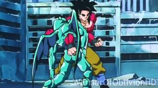 Download DBGT - Goku SSJ4 Kills Ice Shenron With Dragon Fist (720P) HD.mp4 Video