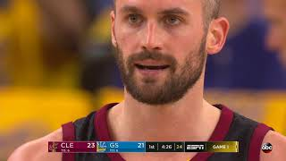 Download NBA Finals - Cleveland at Golden State, Game 1 from 05/31/2018 Video