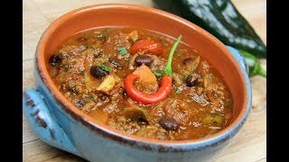 Download Comforting Homemade Chili #TastyTuesdays | CaribbeanPot Video