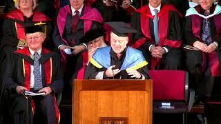 Download Marcus Canning, BFA (Hons) speaks to UWA graduates Video