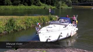 Download From Sweden to the Mediterranean Sea in 3 minutes Video