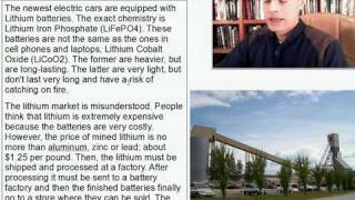 Download Advanced Listening English Practice 17: Cars and Lithium Video