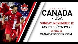 Download Canada Soccer's Women's National Team v USA International Friendly LIVE from Avaya Stadium, San Jose Video