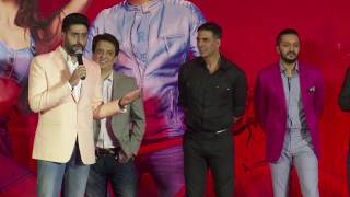 Download Reporter Tries To INSULT Abhishek Bachchan But Abhishek INSULTS Him Back Video