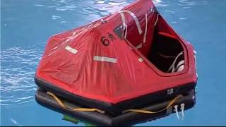 Download Survival at Sea Life Rafts Video