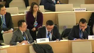 Download 楊建利在联合国人权理事会发言,中共政府代表团三次打断试图阻止未得逞 Video