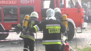 Download Sulimierz akcja straży pożarnej Video
