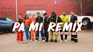 Download Dalex - Pa Mi (Remix) ft. Sech, Rafa Pabön, Cazzu, Feid, Khea and Lenny Tavárez [Video Oficial] Video