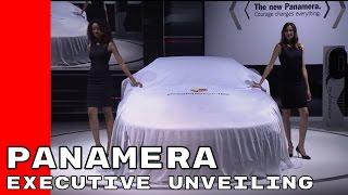 Download 2017 Porsche Panamera Executive Models Unveiling Video