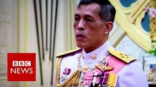 Download Who is Thailand's new king? BBC News Video