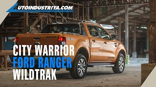 Download City Warrior: Why the Ford Ranger Wildtrak is great for the urban jungle Video