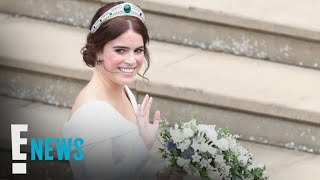Download 12 Must-See Moments From Princess Eugenie's Wedding | E! News Video