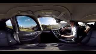 Download Infiniti Q50 Virtual Test Drive (360 video) Video