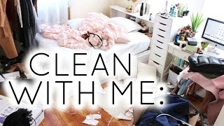 Download Clean With Me: Bedroom Routine | NYC ROOM (updated) Video