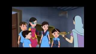 Download Animation film on Water, Sanitation & Hygiene - Hygienic Food Video
