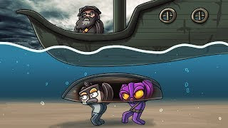 Download Minecraft - SNEAKING INTO BLACK BEARDS PIRATE SHIP! (Most Secure Ship) Video