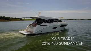 Download 2016 Sea Ray 400 Sundancer for Sale at the MarineMax Dallas Yacht Center Video