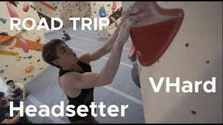Download Climbs only the HEADSETTER can do || Social Climbing Leicester with Orrin Coley Video