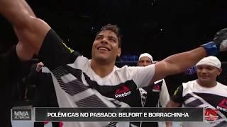 Download Polêmicas no passado: Belfort e Borrachinha Video