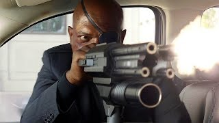Download Nick Fury ″Want To See My Lease?″- Captain America: The Winter Soldier (2014) Movie CLIP HD Video