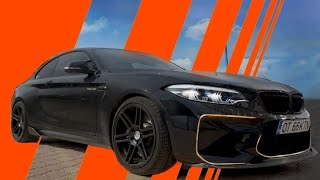 Download BMW M2 MANHART - Bestie de 420 de cai? Video