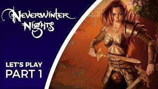 Download Let's Play Neverwinter Nights - Part 1 - Bioware's first 3D RPG! Video