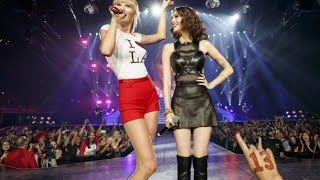 Download Taylor Swift Ft. Cher Lloyd - Want U Back (DVD The RED Tour) Bônus Video