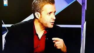 Download زين العمر يغادر برنامج المتهم بعد سؤال استفزه من ا Video
