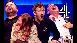 Download Tipsy Chris O'Dowd Has EVERYONE in STITCHES with Banksy Story | The Last Leg Video