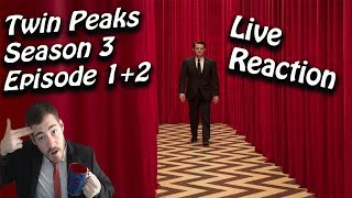 Download TWIN PEAKS SEASON 3 LIVE REACTION EPISODE 1 + 2 *Explicit Language* Video