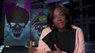 Download Suicide Squad-Viola Davis on Playing Amanda Waller Video