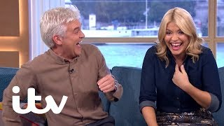 Download ITV Daytime | When the Laughter Starts It Doesn't Stop! | ITV Video